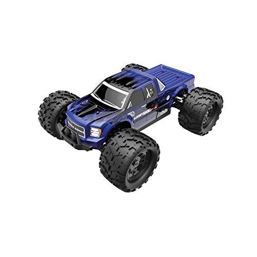 - Redcat Racing Landslide XTE Electric Monster Truck, 1/8 Scale, Blue