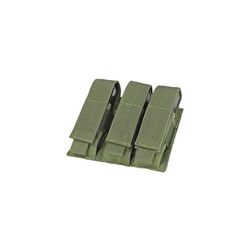 UPC 022886052010, Condor MA52 Triple Pistol Mag Pouch (OD)