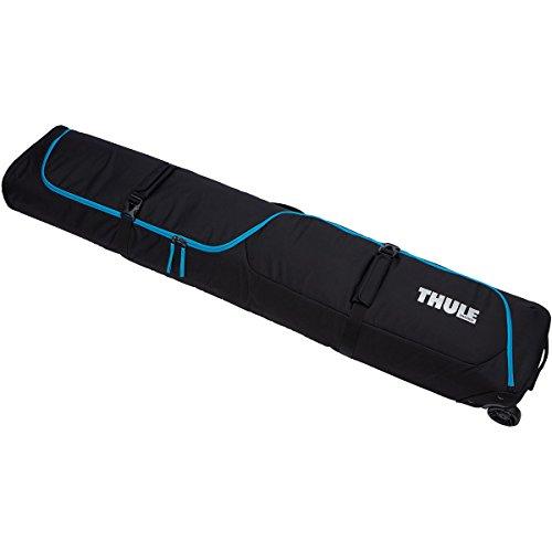 Thule RoundTrip Snowboard Roller Bag, Black, 165cm