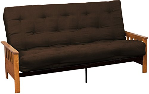 Queen Futon Sleeper Sofa - 3