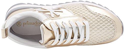 Oro G 111616926lm Donna Primadonna Sneaker Oro wqB8p06
