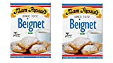 Mam Papaul's New Orleans Beignet Mix, 8 Ounce Boxes (Pack of 2, 16 Ounces Total)