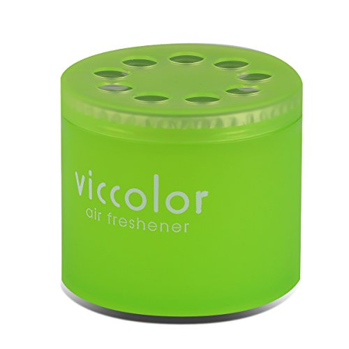 VicColor Gel Based Japanese Under-The-Car Air Refresher/Odor Eliminator Can (Shampoo Scented)