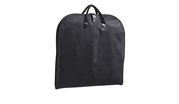 Amazon.com | SOLS Premier Travel Suit Bag (One Size) (Black) | Garment Bags