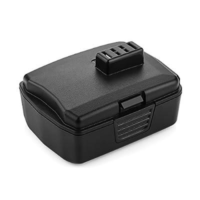 Energup 12v 2500mAh Replacment Battery for RYOBI CB120L CB121L BPL-1220 130503001 130503005, Ryobi 12v Lithium Battery