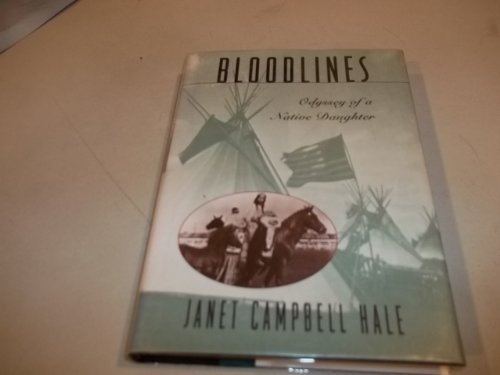 Book cover from Bloodlines by Janet Campbell Hale