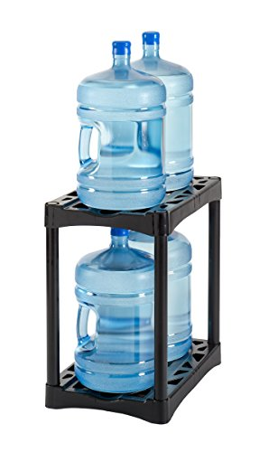 Bottle-Up Water Rack by Polymer Solutions International, Inc