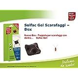 Bayer Solfac gel scarafaggi Box 2 erogatori