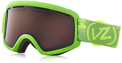 Von Zipper Beefy Goggle (Lime Satin, - Beefy Zipper Von