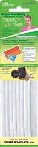 Clover Wrap n Sicherung Borten & Embellishments Ihre eigenen fachem kordelkeder-4mm x 2Meter