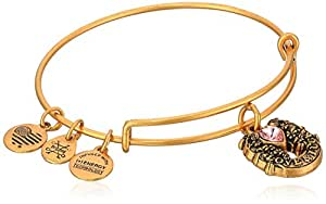 Alex and Ani Brass not Applicable Expandable Rafaelian Gold