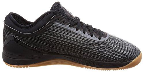Reebok 8 Gomme 000 Baskets R Nano Alliage noir Hommes Crossfit Noir 0 Pour rZfqwZ