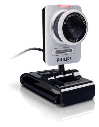 Philips- Spc 630nc Webcam Fun - Web Camera - Colour - Audio - Usb ()