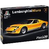 Italeri 3686 - 1:24 Lamborghini Miura Fahrzeug