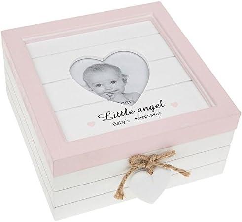 Provence Baby Keepsake Box Girl