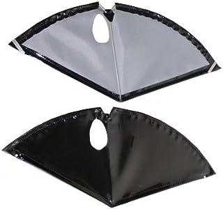 clothesprotector toile de lin 28 noir