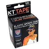 KT Tape - 2''X16' Black Classic - 8 Rolls / Package - 25-3416-8