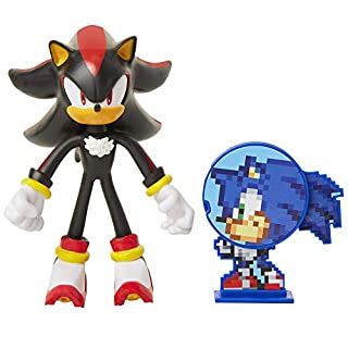 "Sonic The Hedgehog 4"" Shadow Action Figure"