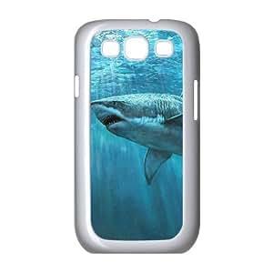 Case Of Shark Customized Hard Case For Samsung Galaxy S3 I9300