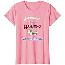 Happiness Is Playing Mahjong With The Girls-play Mahjongg