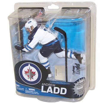 McFarlane Toys Andrew Ladd Winnipeg Jets Series 31 NHL Figure (white)