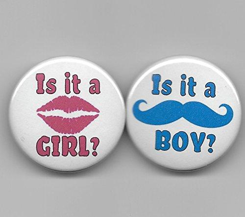 Amazon Is It A Girl Boy Gender Reveal Girl Boy Kissing Lips