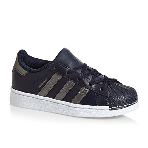 Maruni Superstar adidas Boys' Trainers Blue Originals Maruni Nocmét WgxqpfRwn