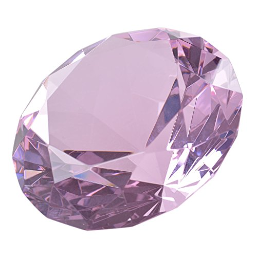 LONGWIN Diameter Crystal Paperweight Morthers product image
