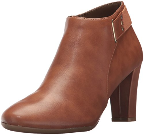 Boot 5 by Honesty Aerosoles A2 M Women's US 7 Dark tan 1CcOIyOS5