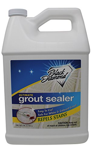 Ultimate Grout Sealer: Stain Sealant Protector for Tile, Marble, Floors, Showers and Countertops. by Black Diamond Stoneworks (Image #4)