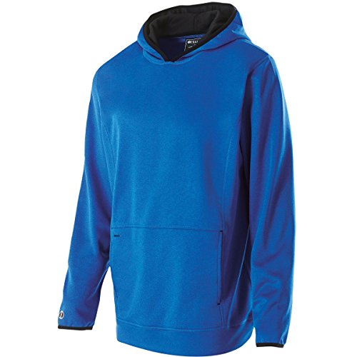 Holloway Sportswear MEN'S ARTILLERY HOODIE Men's L Royal Heather