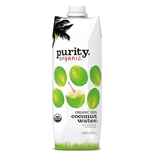 Purity Coconut Water Tetra, 33.8 oz by Purity Products