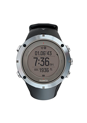 SUUNTO Ambit3 Peak Running GPS Unit, Sapphire