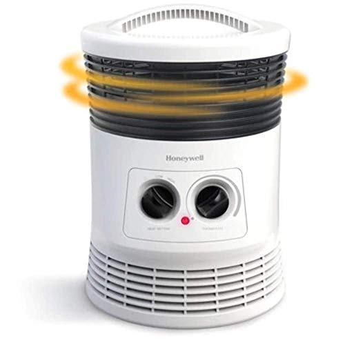 Honeywell Heater Manual - Honeywell 360 Surround Fan Forced Heater for Medium Room with Manual Controls, White