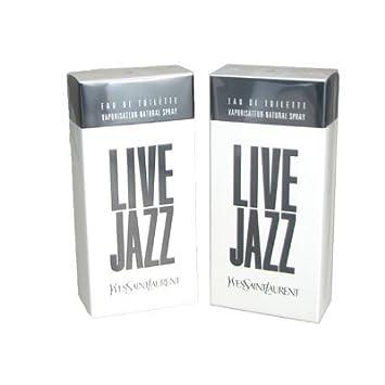 Pour 50 Homme Eau Vaporisateur Ml Live Jazz De Toilette 0w8OyNnvmP