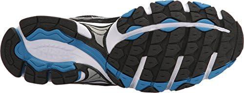 37cc02573136 Saucony Men's Grid Stratos 5 Silver/Black/Royal Athletic Shoe ...