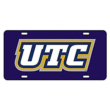 - License Plate UTC Mocs Car//Truck Tags University of Tennessee Chattanooga