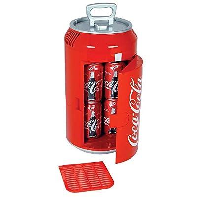 Koolatron Coca-Cola Mini Fridge