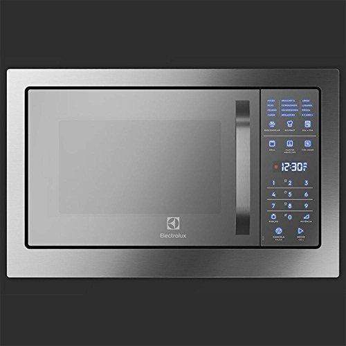 Micro-ondas Electrolux de Embutir Electrolux, com Função Grill e Painel Blue Touch, com Frontal Espelhado (MB38T)