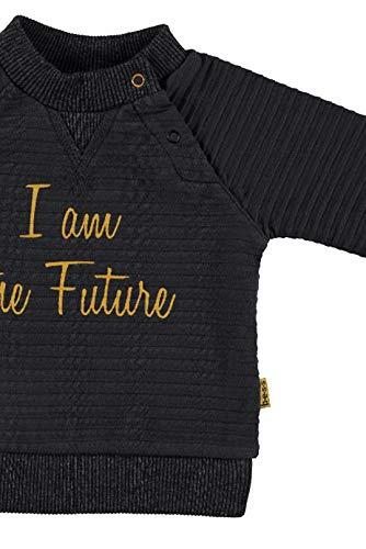 BESS Baby Pullover Anthrazit Sweatshirt I am The Future
