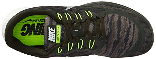Herren 0 Free Green Laufschuhe Summit White Sequoia Grün Print Crystal 5 Turbo Nike Green wE1nUIqq