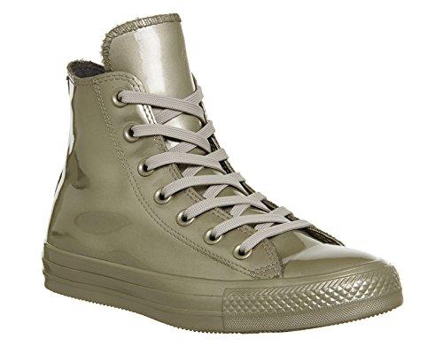 Converse All Star Hi - Zapatillas abotinadas Mujer Dorado