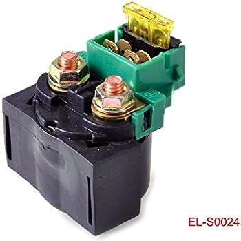 Starter Relay Solenoid Plug For HONDA CB400 CB550 CX650  CB1000 CB750  CB900