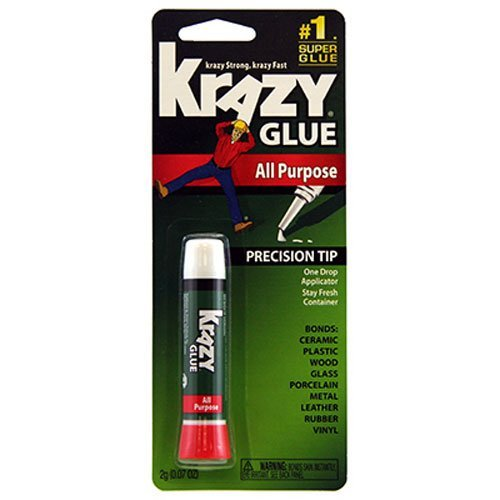 krazy-glue-kg78548r-instant-crazy-glue-skin-guard-formula-tube-007-ounce-by-krazy-glue