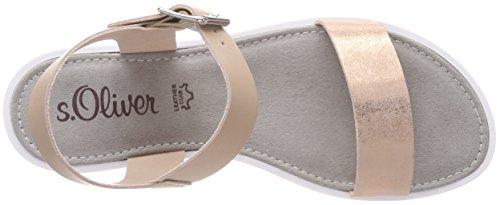 s Met Rose 28200 Oliver Rose Sling Women's Pink Back Sandals w0Uzwx