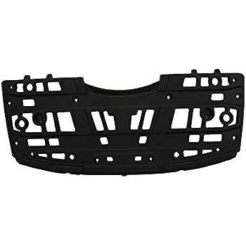 Parts & Accessories Front Black Bumper Facia 2007-2019