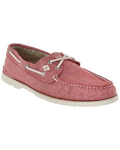 Sperry Top-Sider - Scarpe da Barca Leeward Chambray Uomo Red Floral