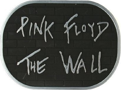 Pink Floyd Belt Buckle - 4