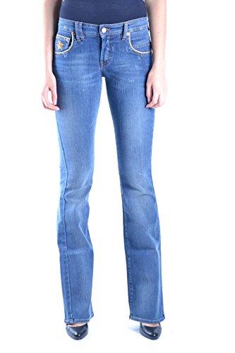 Donna Cotone Mcbi130014o Blu Galliano Jeans Rqx5t4URZw