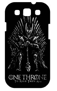 Game of Thrones Fashion Hard Back Cover Case for Samsung i9300 Galaxy S3 s3got1010